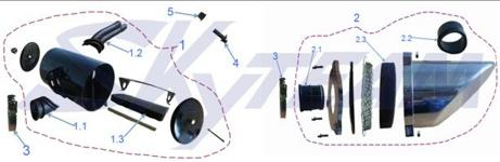 Luftfilter -6