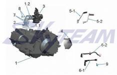 Motor & Vergaser -8