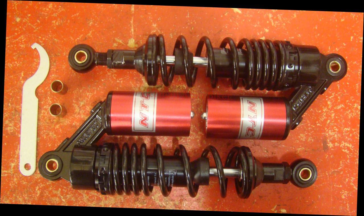 Gasdruck Stoßdämpfer 280-290mm verstellbar