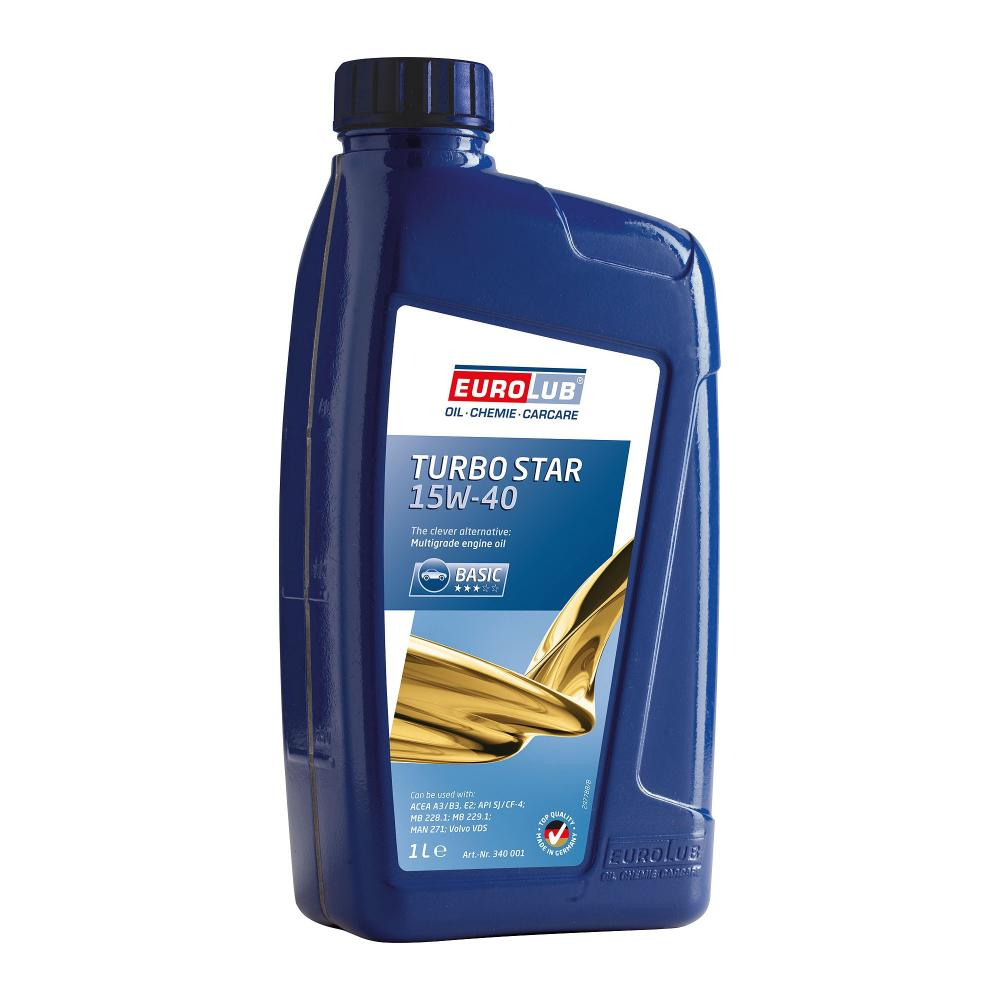 Motorenöl 1 Liter Mineral 15W/40