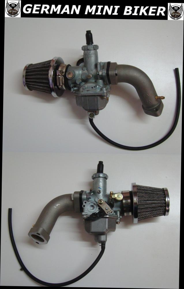 Vergaser SET Keihin 26 passend für Zhongshen 160cc Motoren