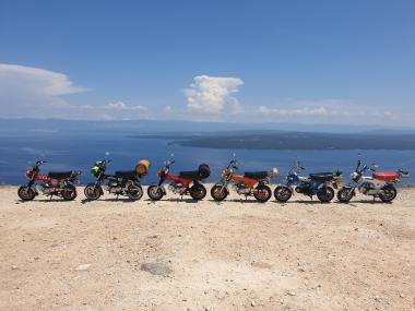 Skymax on Tour in Croatia...!