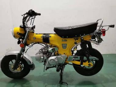 SKYTEAM  SKYMAX 125-6 e-Carb de LUXE Metallic-Yellow