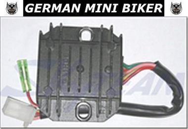 -6/-8 EU4 50cc SPANNUNGSREGLER
