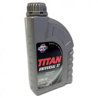 Motorenöl 1 Liter Mineral 20W/50