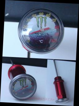 """Ölthemperaturmesser 50cc """"MONSTER"""""""