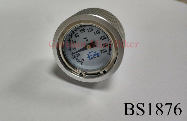 Ölthemperaturmesser Premium 50cc BS1876