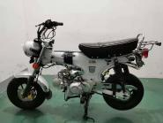 SKYTEAM  SKYMAX 125-6 e-Carb de LUXE Metallic-White
