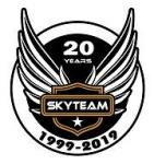 "SkyTeam SKYBONGO 50 10"" Club-Injektion Metallic-Blue-Edition de Luxe"