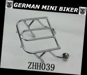 Frontgepäckträger chrom alle Modelle  ZHH039
