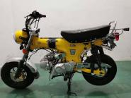 SKYTEAM  SKYMAX 125-6 e-Carb de LUXE Metallic-Yellow