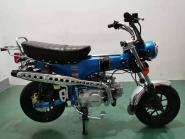 SKYTEAM  SKYMAX 125-6 e-Carb de LUXE Metallic-Blue