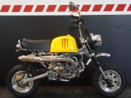 -LeMans EU3 Auspuff V2A 125cc mit Zulassung!