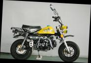 SKYTEAM SKYMINI 125-8 CLUB-S INJECTION de LUXE YELLOW
