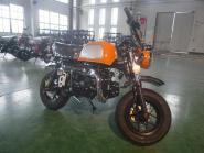 SKYTEAM SKYBONGO 125-8A e-Carb de Luxe Orange