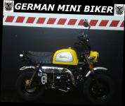 SKYTEAM SKYBONGO 125-8 CLUB-S INJECTION de LUXE YELLOW-EDITION