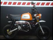 "SKYTEAM SKYBONGO 125-8 12"" ORANGE SE-INJEKTION"