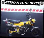 SKYTEAM  SKYMAX 125-6 CLUB-S INJECTION de LUXE Metallic-YELLOW