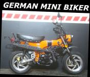 "SKYTEAM  SKYMAX 125-6 12"" SPECIAL-EDITION INJECTION Orange"