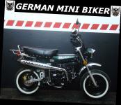 "SKYTEAM  SKYMAX 125-6 12"" SE INJECTION Racing-Green"