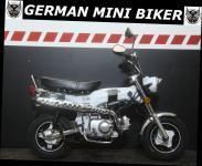 SKYTEAM - SKYMAX 50 E5 Metallic-White Special-Edition-Injektion
