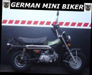 T-REX 125 CLUB-INJECTION RACING-GREEN