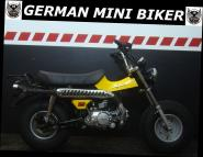 T-REX 125 CLUB-INJECTION Yellow