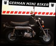 "SKYTEAM T-REX 50cc ""SPECIAL BLACK EDITION"" ANGEBOT des MONATS"