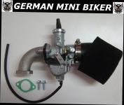 Vergaser SET Mikuni 26 passend für Motoren ab 150cc