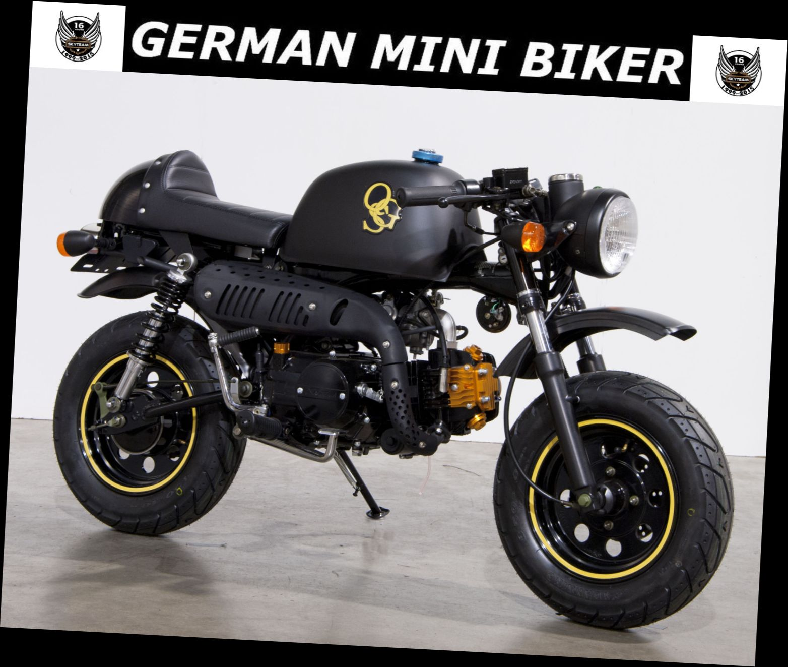 gmb skyteam skybongo 50 cafe racer online kaufen. Black Bedroom Furniture Sets. Home Design Ideas